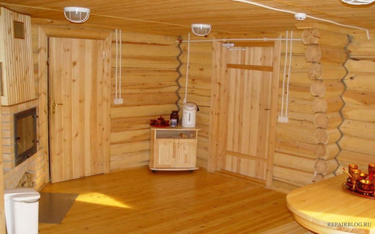 Гидроизоляция стяжки пола в бане