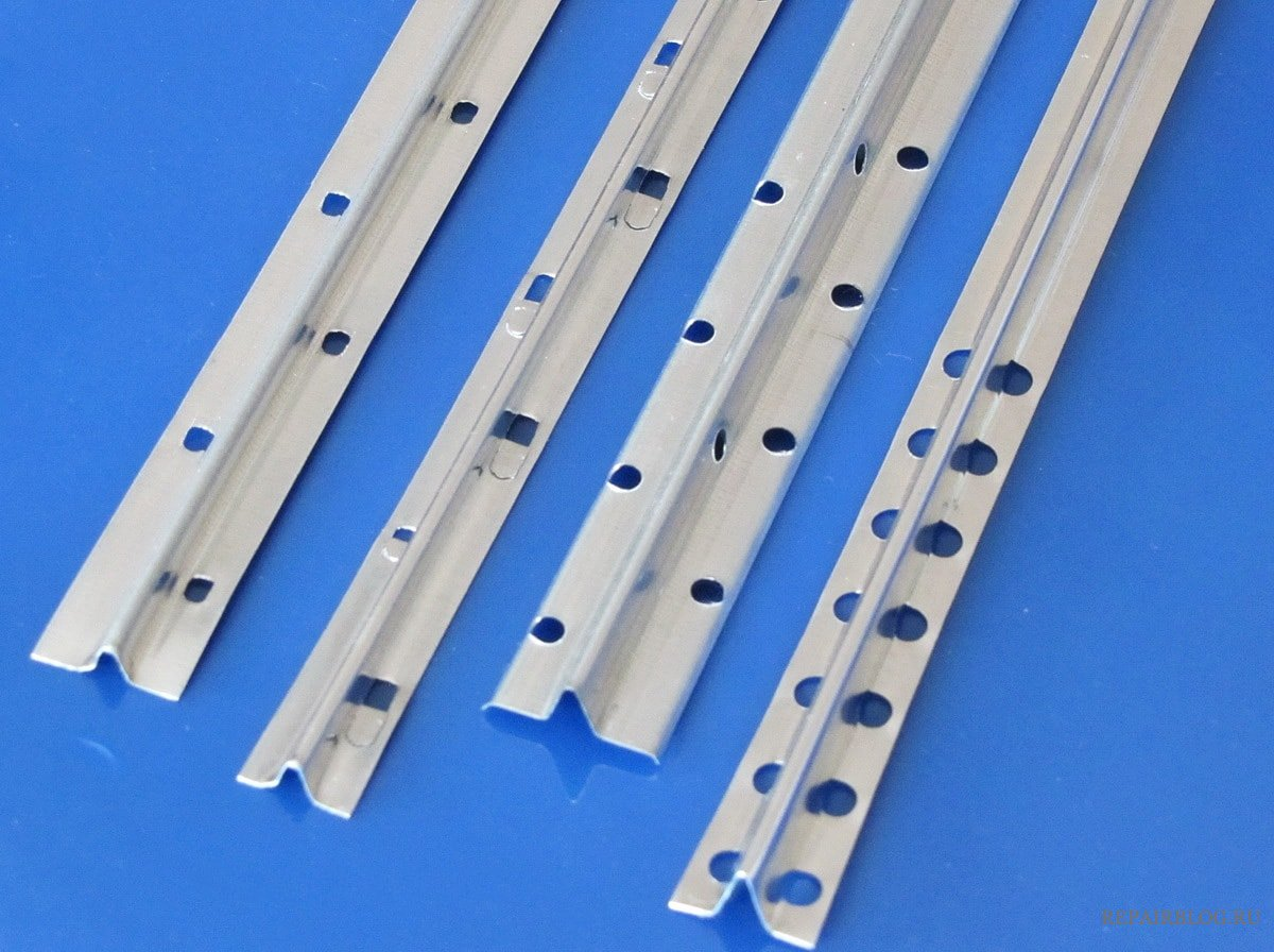 пластиковые маячки для выравнивания стен